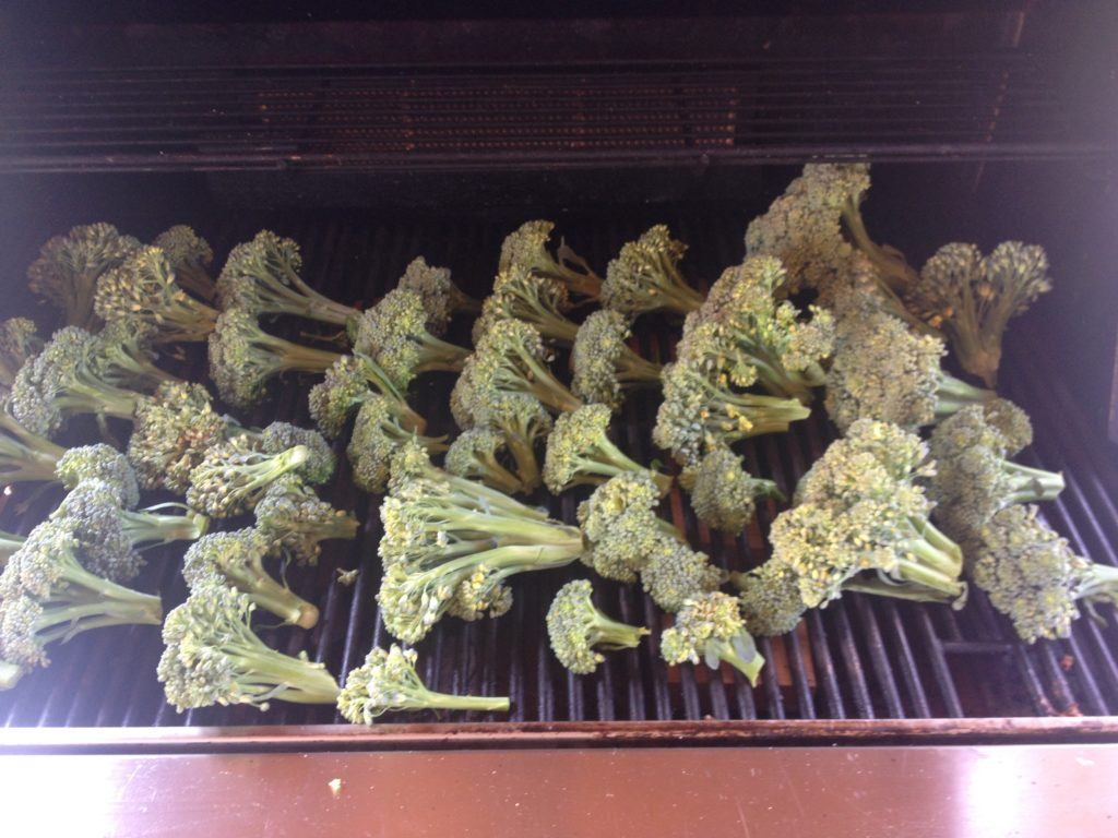 Getting ready for a Grilling/Roasting Broccoli extravaganza!