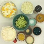 The ingredients for our recipe!
