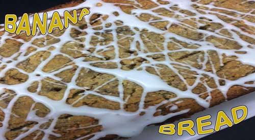 Smoked Banana Bread so much flavor beyond the regular recipe